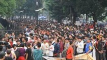 Cái chết của 2 CĐV Indonesia: Mạng người giá 1.100 USD?