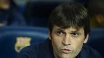 Tân HLV trưởng Barca, Tito Vilanova: Niềm hy vọng bước ra từ bóng tối