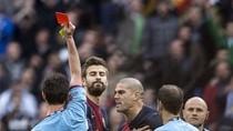 Góc ảnh: Real lại hạ gục Barca, Valdes ăn thẻ đỏ vì hỗn với trọng tài