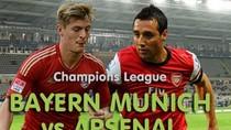 Link Sopcast xem bóng đá: Bayern Munich - Arsenal, Malaga - Porto