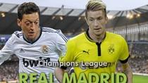 Link Sopcast xem bóng đá: Real Madrid - Borussia Dortmund