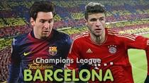 Link Sopcast xem bóng đá: Barcelona - Bayern Munich