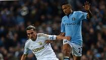 Swansea 0 - 0 Man City: Hòa tẻ nhạt