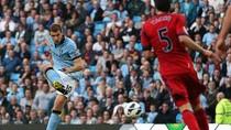 Dzeko ghi bàn, Man City cầm chắc ngôi á quân