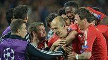 Bayern đặt sẵn tiệc mừng vô địch Champions League