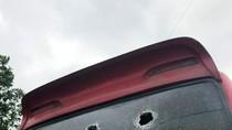 Xe khách bị bắn, Công an Uông Bí mãi chưa tìm được thủ phạm