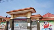 Trường Lương Khánh Thiện huy động phụ huynh đóng góp để... xây dựng trường