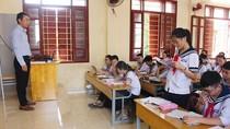 Thầy Bùi Thế Anh - cây sáng kiến của Trường Chu Văn An