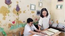 Cô giáo Thảo bắc nhịp cầu, đưa học sinh khiếm thị Hải Phòng tới tương lai