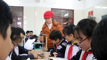 Cô giáo trẻ tiên phong trong dạy học tích hợp STEM ở Hải Phòng