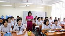 Học sinh rèn bản lĩnh trước kỳ thi trung học phổ thông quốc gia 2019