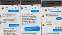 Hiệu trưởng trường chuyên Thái Bình nói nữ sinh bị gạ tình lẽ ra phải phản ứng