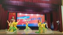Ngày hội Sắc màu văn hóa tại Đại học Hải Phòng