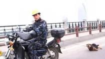 Dân facebook Việt phẫn nộ chú chó bị kéo lê ở Trung Quốc