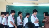 Kinh nghiệm, biện pháp giáo dục, xử lý học sinh đánh nhau
