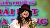 Thái Trinh thắng lớn ở Bài hát Việt