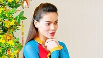 Hồ Ngọc Hà gửi thiệp chúc năm mới Giáo dục Việt Nam