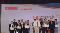 HDBank được bình chọn là Ngân hàng phục vụ doanh nghiệp vừa và nhỏ tốt nhất