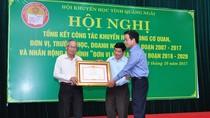 Hội Khuyến học tỉnh Quảng Ngãi tròn 20 tuổi