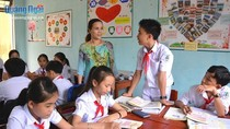 Quảng Ngãi sẽ tổ chức thi nâng hạng cho hơn 5.000 giáo viên