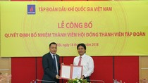 Bổ nhiệm ông Nguyễn Hùng Dũng giữ chức vụ Thành viên Hội đồng thành viên PVN