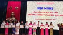 100% trẻ trong độ tuổi của quận Hoàn Kiếm được học lớp 1