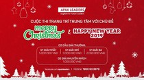 Mùa giáng sinh vui nhộn ngập tràn ưu đãi tại Apax Leaders