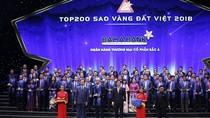 BAC A BANK giành Giải thưởng Sao Vàng đất Việt ngay lần đầu tiên tham gia  