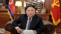 """""""Con đường mới"""" trong thông điệp 2019 của ông Kim Jong-un"""