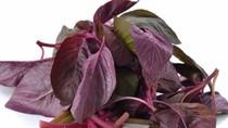 10 lợi ích tuyệt vời của rau bina đỏ