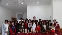 """Đại học Hà Nội với dự án """"Tiếng Nga vì cộng đồng""""."""