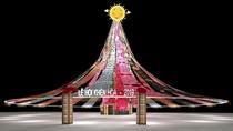 Hội xuân Mở cổng trời Fansipan thu hút du khách Phật tử thập phương