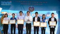 Quảng Ngãi tổ chức Cuộc thi Khoa học kỹ thuật cấp tỉnh dành cho học sinh