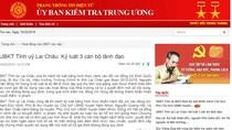 Kỷ luật Hiệu trưởng Trường Chính trị tỉnh Lai Châu