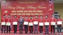 Phú Thọ dẫn đầu các tỉnh Trung du miền núi phía Bắc về số học sinh giỏi đạt giải