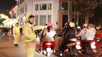 Tăng cường bảo đảm trật tự an toàn giao thông, xử lý nghiêm hành vi vi phạm