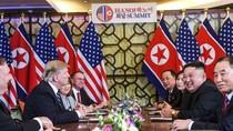 Thượng đỉnh Mỹ-Triều ngày thứ hai: Không đạt được thỏa thuận chung
