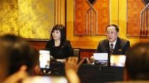 Triều Tiên họp báo nửa đêm, khẳng định chỉ đề nghị gỡ bỏ 5/11 lệnh trừng phạt