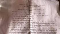 Thầy giáo dâm ô nữ sinh lớp 5 ở Bắc Giang bị đình chỉ công tác