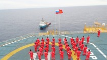 Biển Đông 01 là dấu son trong hợp tác dầu khí Việt - Nga  