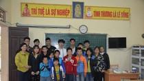 Người lái đò thầm lặng cho học sinh đặc biệt ở chùa Hương Lan
