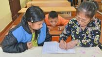 Cảm động trước tấm lòng nhà chùa xây lớp cho trẻ em nghèo, khuyết tật học