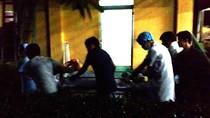3 CSGT bị dính đạn trong một vụ nổ súng, 1 thiếu tá tử vong
