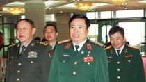 Đại tướng Phùng Quang Thanh gặp gỡ Bộ trưởng Quốc phòng TQ