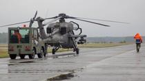 Cập nhật hình ảnh tập trận trực thăng hỗn hợp Green Blade 2012