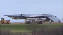 Xuất hiện hình ảnh máy bay tàng hình kỳ lạ ở Anh