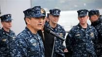 """Tư lệnh Hạm đội TBD Mỹ: """"Đừng hỏi nhiều về Trung Quốc nữa""""!"""