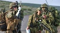 Tân Hoa xã: Nhật phô diễn khả năng đổ bộ trước mặt quân nhân TQ