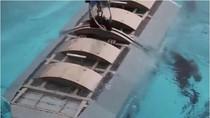 Video: Cách lính Mỹ xử trí khi gặp tai nạn trực thăng dưới nước