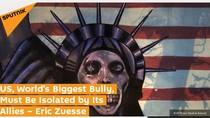 Truyền thông Nga - Mỹ đang đối đầu nhau dữ dội chưa từng có